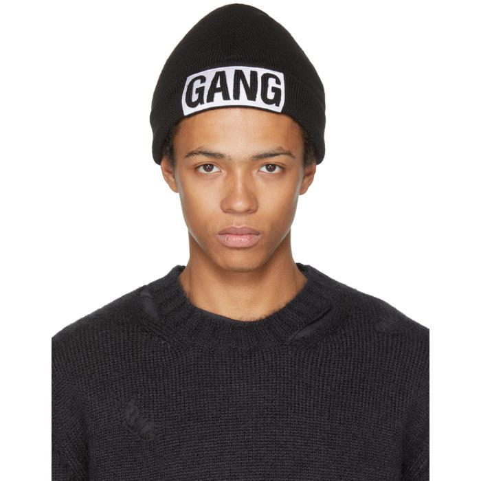 GANG beanie - Grey Neil Barrett uZP1IG7