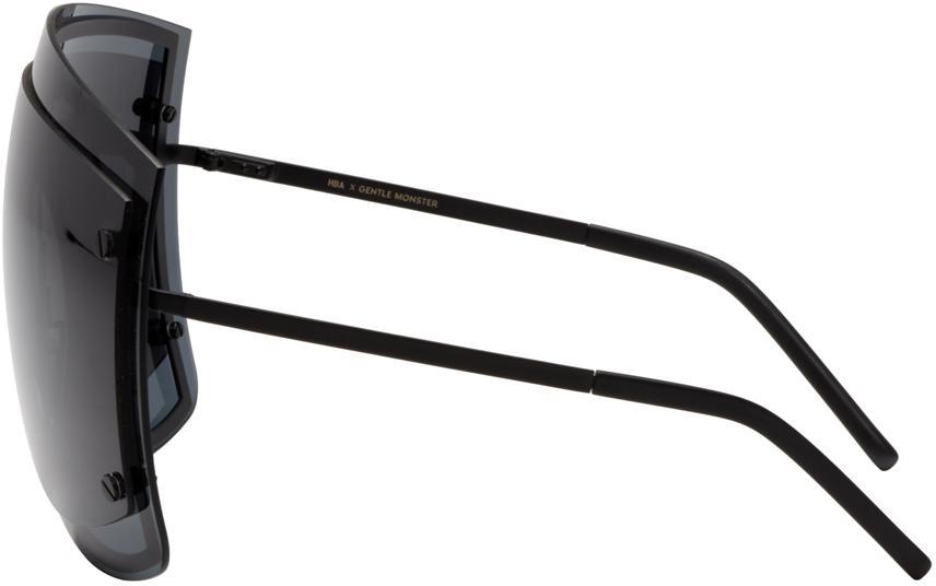 109922f814ef Hood By Air Black Gentle Monster Edition Marz Sunglasses in Black ...