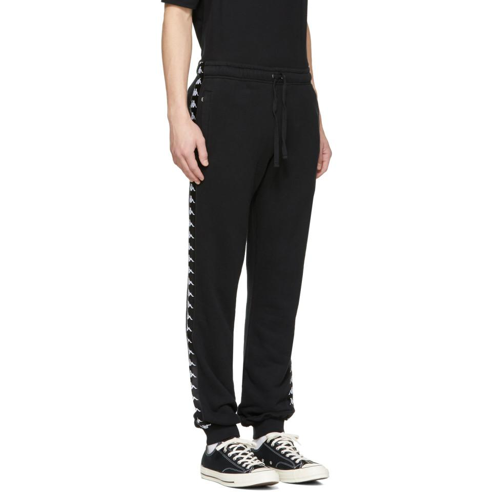 Black Kappa Edition Jogger Pants Faith Connexion Clearance For Nice Buy Cheap New Arrival Manchester Great Sale Online Free Shipping Geniue Stockist cNNm2hrz
