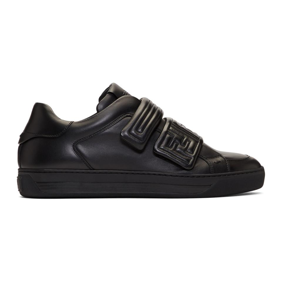 Browse For Sale Fendi Embossed 'Forever ' Sneakers Outlet With Credit Card Buy Cheap Hot Sale Amazing Price AZ1NYQwF