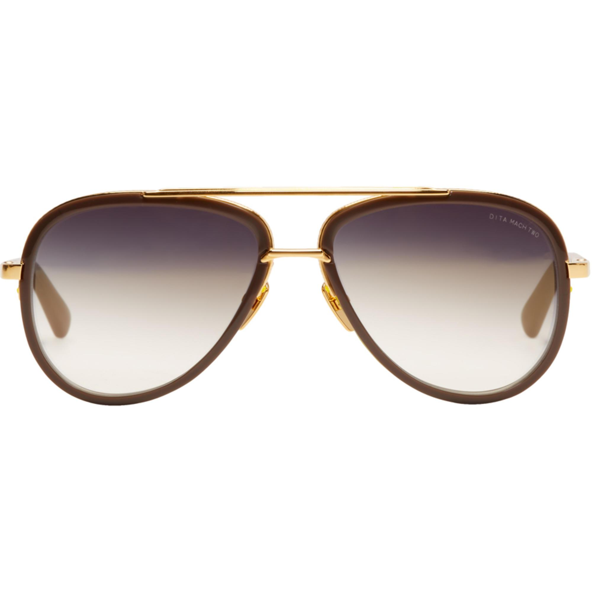 ab338e0b225 Gallery. Previously sold at  SSENSE · Men s Rose Gold Sunglasses ...