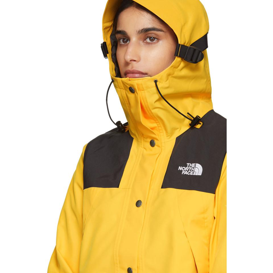 The North Face 1990 Mountain Jacket Yellow - Best Image Of Mountain ... ecc5d0547