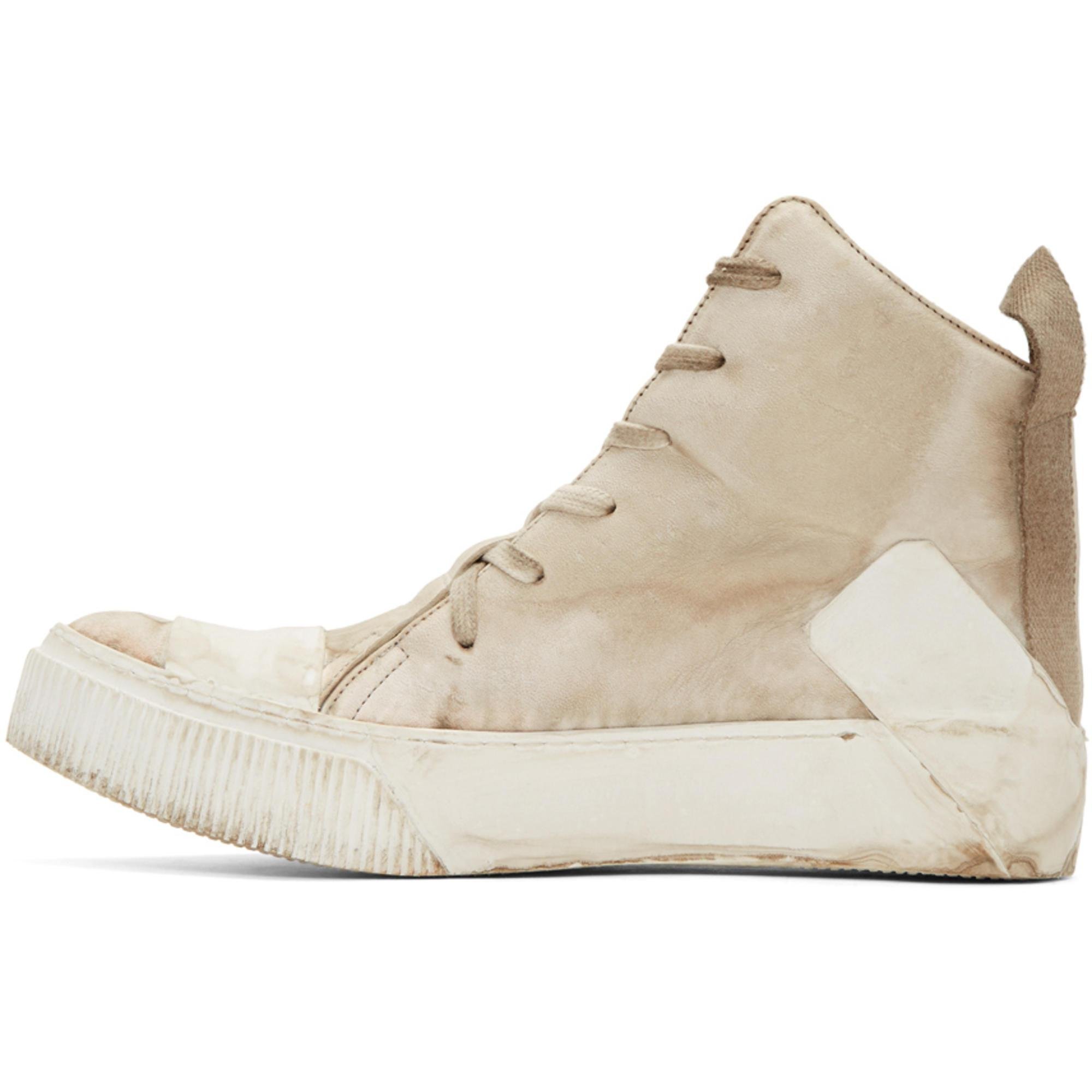 Hender Scheme Off-White Bamba 1 Sneakers