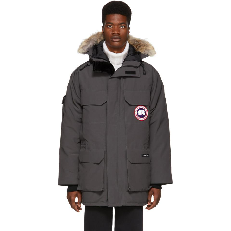 canada goose expedition parka down