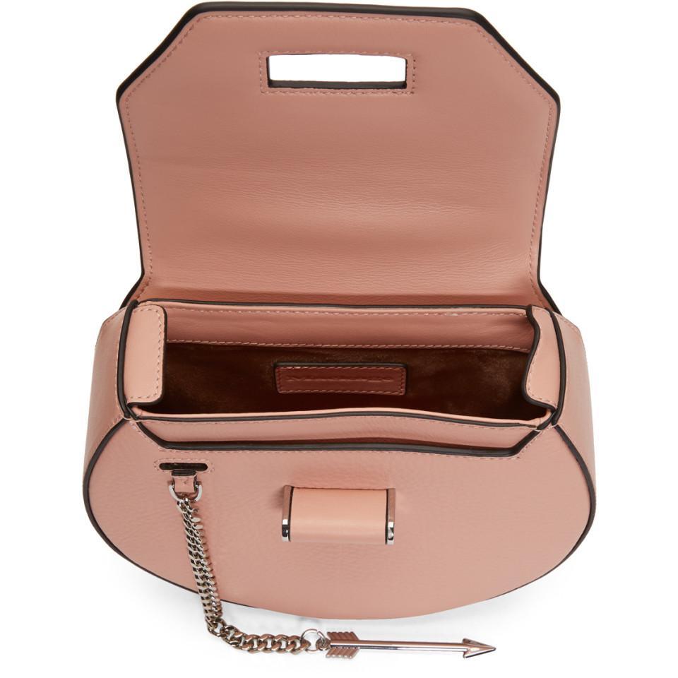 SSENSE Exclusive Pink Wilma-C Bag Mackage 89A7gO0fZ