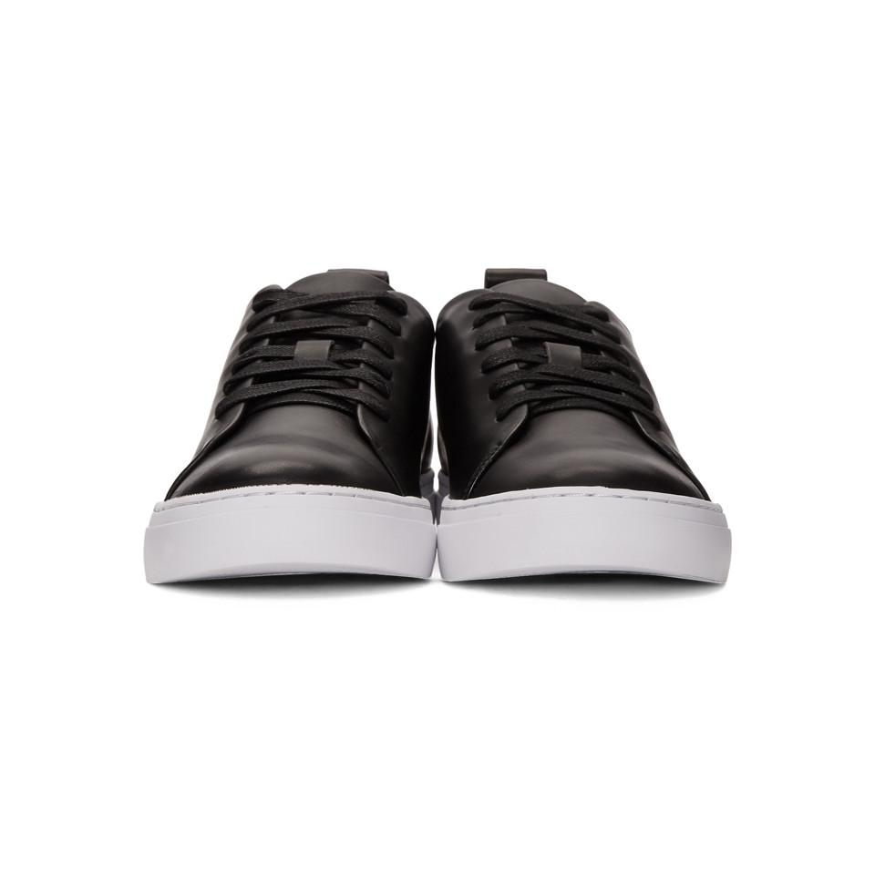 sale retailer 3b76f db70d tiger-of-sweden-black-Black-Brukare-Low-top-Sneakers.jpeg