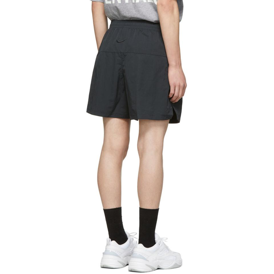 more photos e24a3 36436 Nike Black Fear Of God Edition Nrg Ti Shorts in Black for Men - Lyst