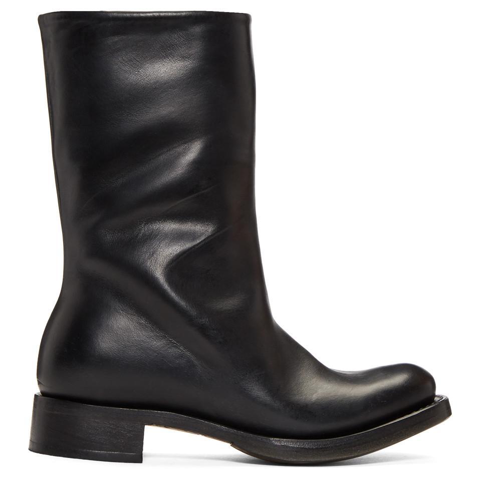 Cherevichkiotvichki Black Agnes Boots Guq43