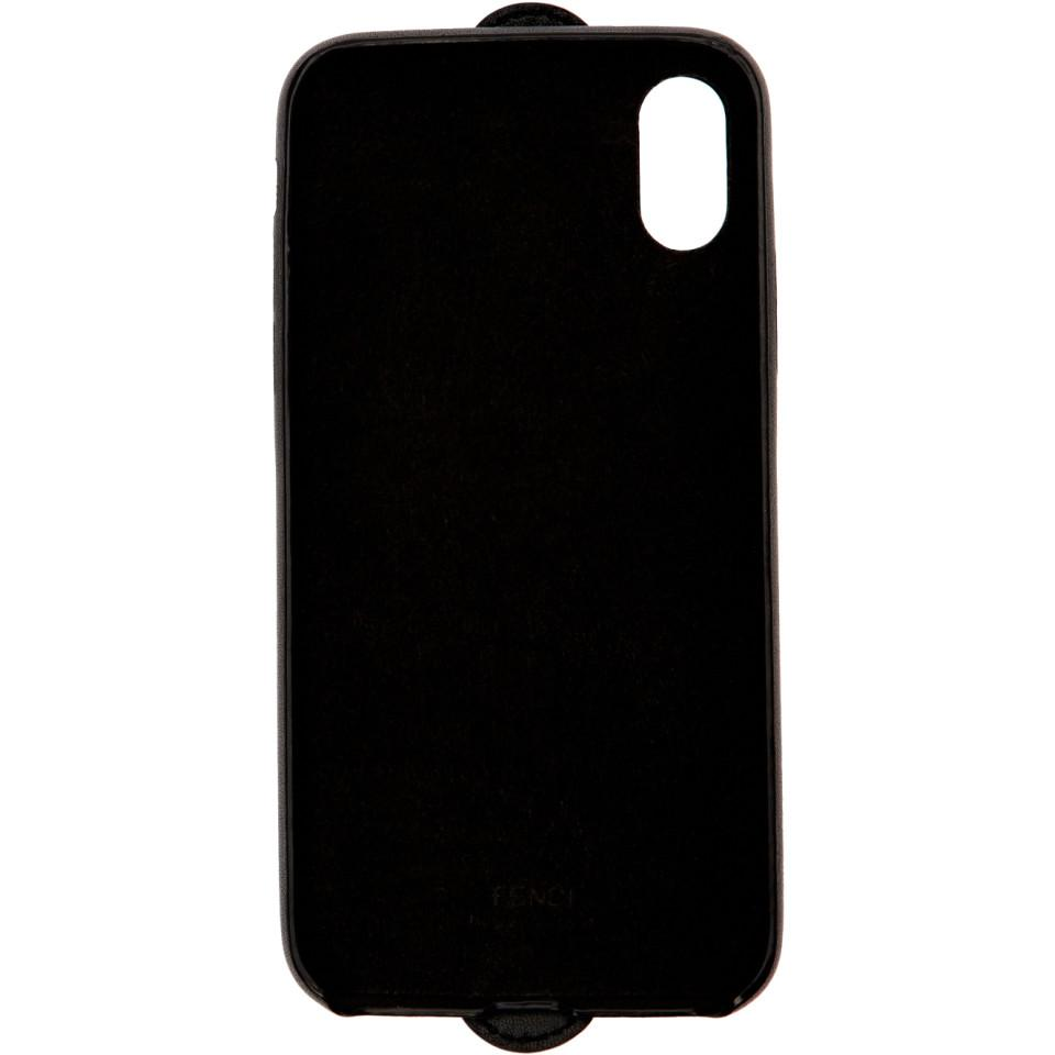 eb03d92989de Fendi - Black Forever Iphone X Case - Lyst. View fullscreen