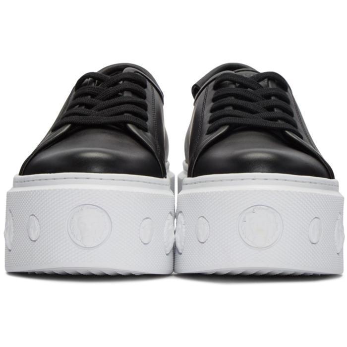 platform sneakers - Black Versus 5CWFJev