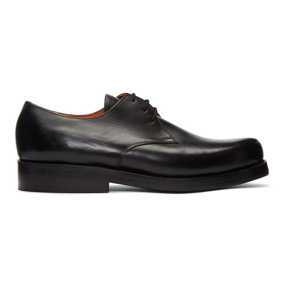 Cheap Sale Visit Black Heinrich Dinkelacker Edition Derbys Junya Watanabe Discount Fashion Style Get Clearance Geniue Stockist ouEOsC