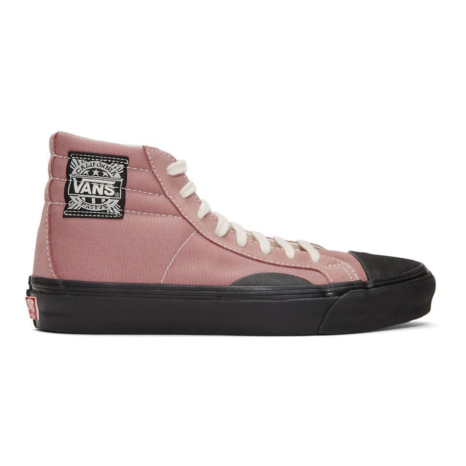 Vans & OG LX High-Top Sneakers BhvipLRSgE