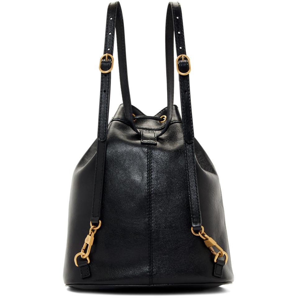 4ac3aa3c7f8 Gucci - Black Rebelle Bag - Lyst. View fullscreen