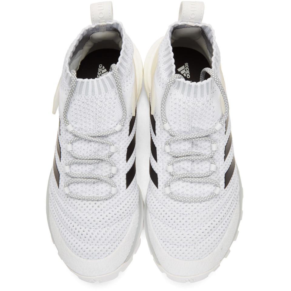 hot sale online 0b7b1 44f22 Lyst - Gosha Rubchinskiy White Adidas Originals Edition Copa