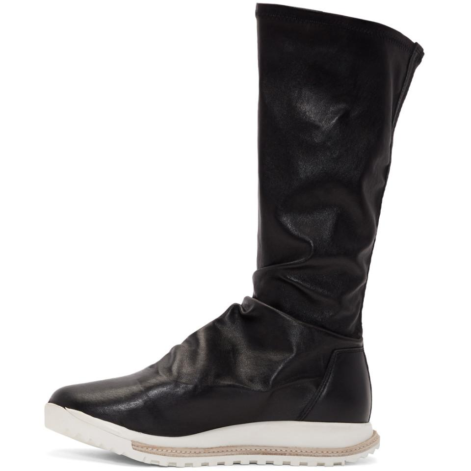 Givenchy Black Dirt Grafton Sock High-Top Sneakers zR4sjuNJbt