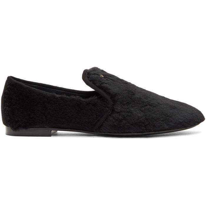 cost for sale Giuseppe Zanotti Dalila Fur Loafers cheap price fake gZeR5HsTJ