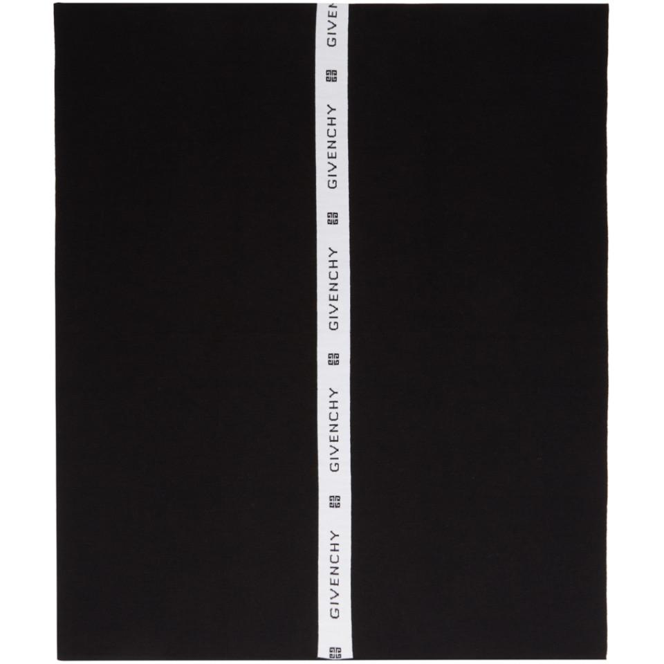 Black and White 4G Scarf Givenchy JCbW813C