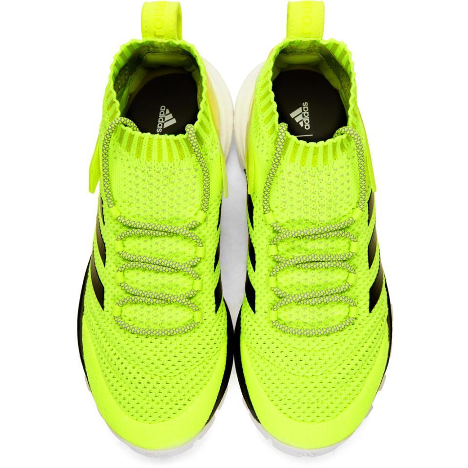 the best attitude 9b97d 76b6d Lyst - Gosha Rubchinskiy Yellow Adidas Originals Edition Cop