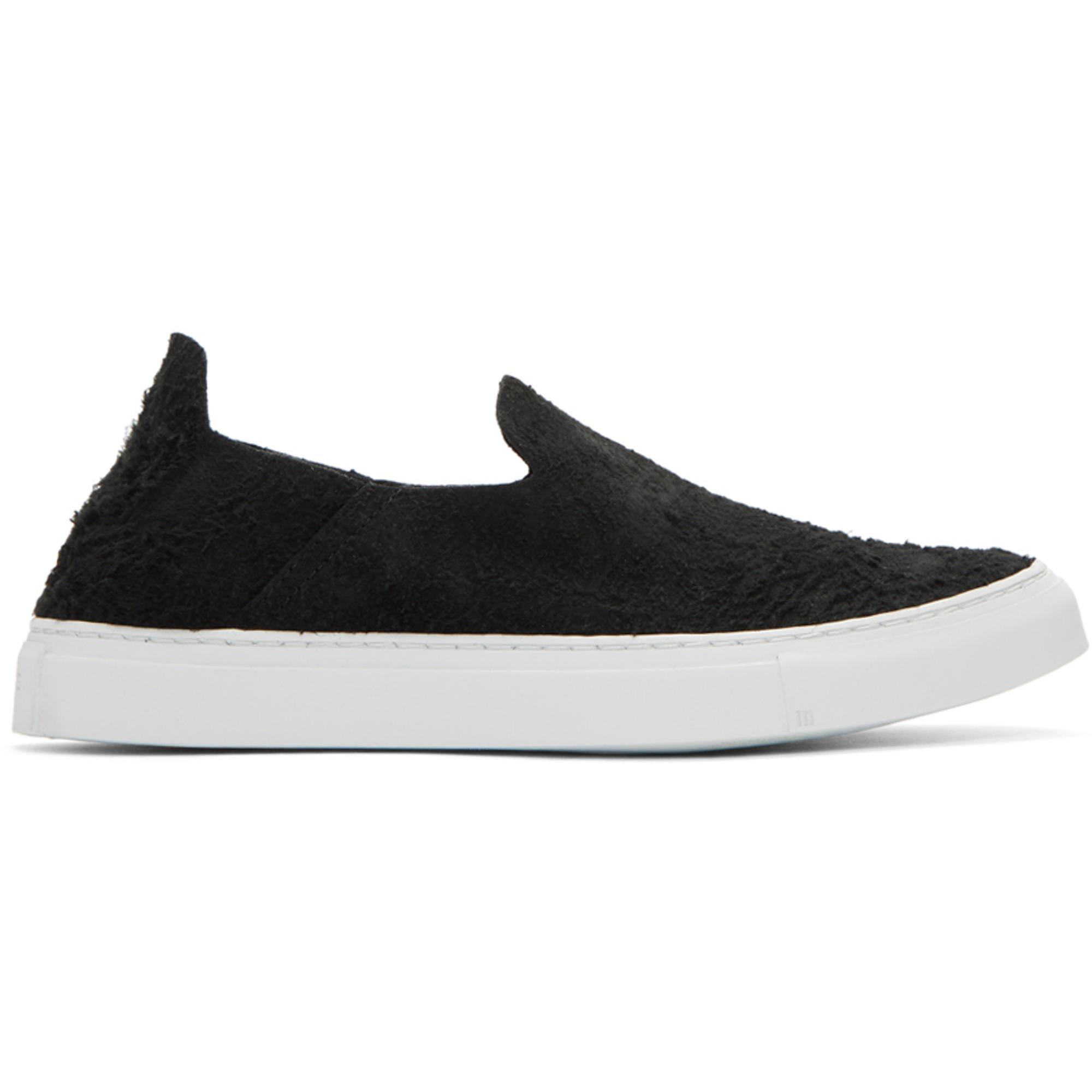 Black Suede One Slip-On Sneakers Diemme Hph7DUiKI