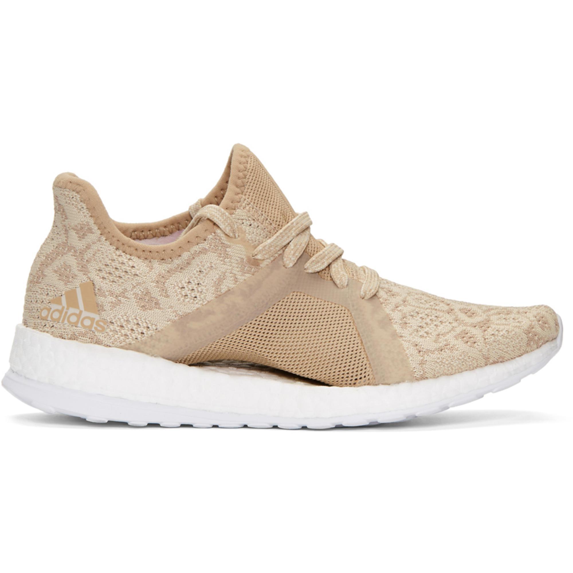 Beige PureBOOST x Element Sneakers adidas Originals xTdhiNn