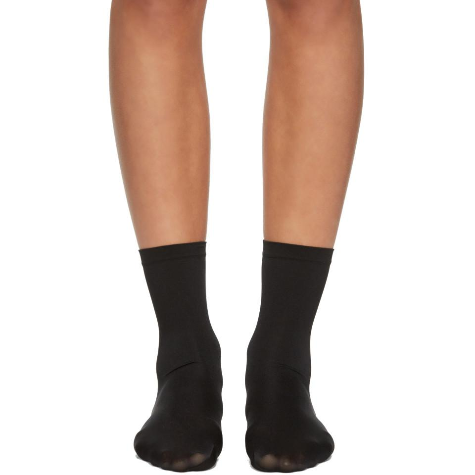 Buy Cheap Popular classic ankle socks - Black Wolford Sale Cheap Online Th8Gp