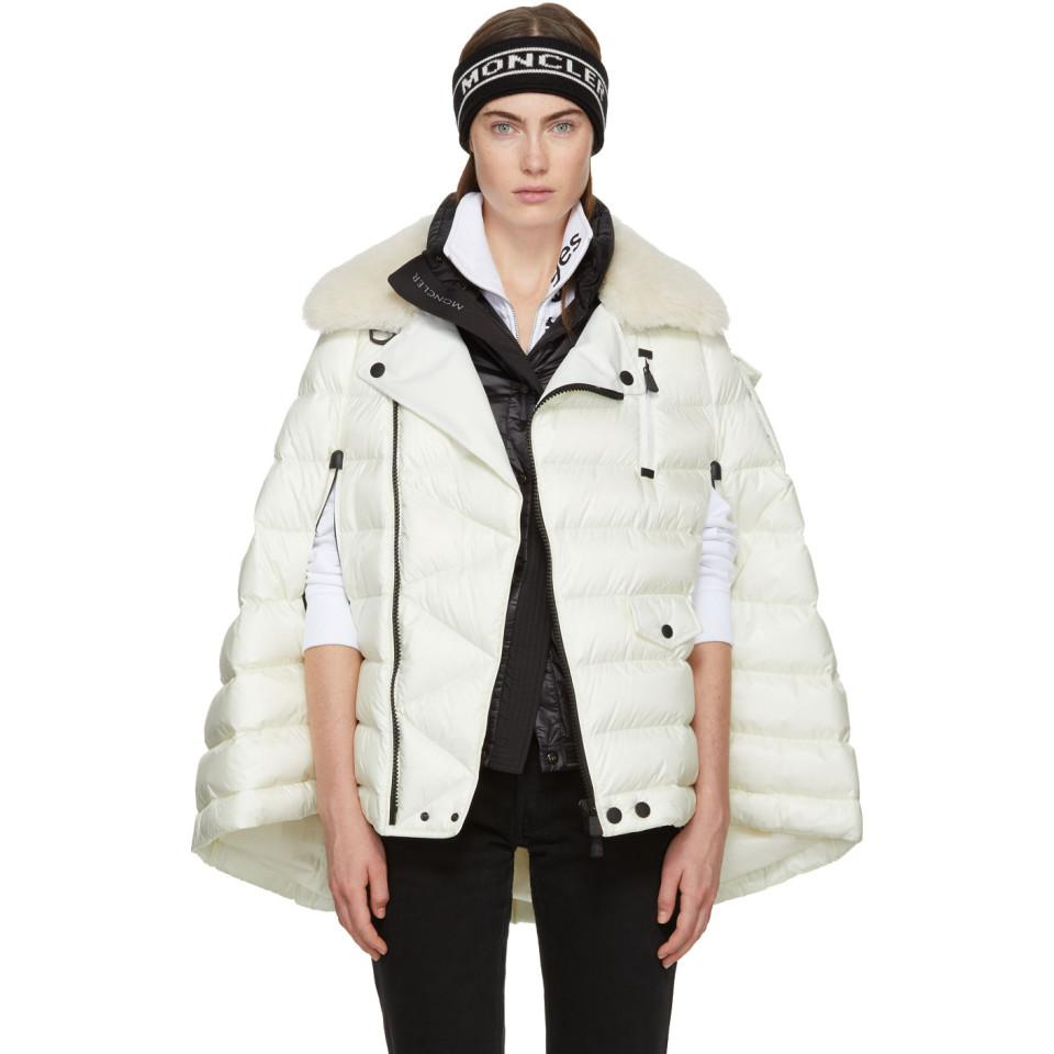 Moncler Capes multicolor