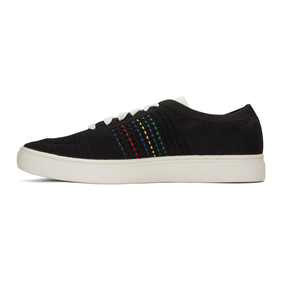 PS by Paul Smith Black Doyle Sneakers ZWfMy38