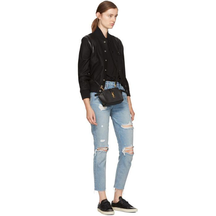 c9444aa41418 Gallery. Previously sold at  SSENSE · Women s Saint Laurent Cabas ...