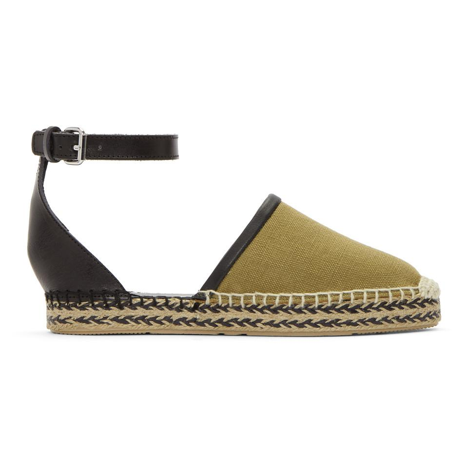 Army green Carlyce espadrilles Isabel Marant A01HR1tBo