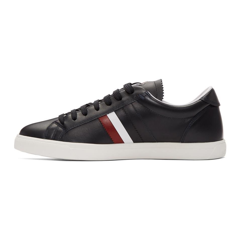 MonclerNavy La Monaco Sneakers Bjd6So