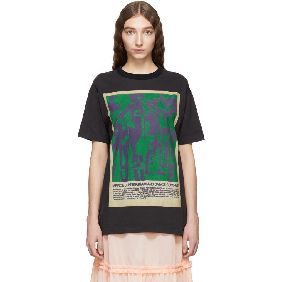 Acne Studios Black Esmeta T shirt Lyst