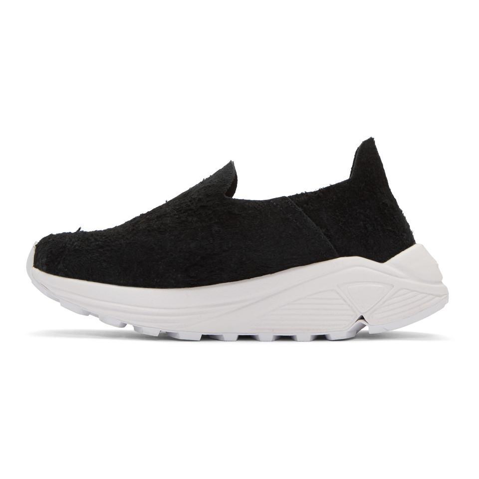 Black Suede One Slip-On Sneakers Diemme nKLuz