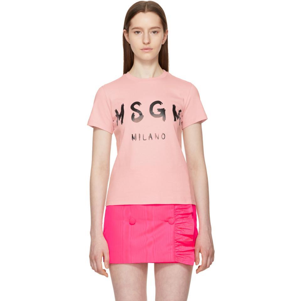 Punto Milano shortsleeve dress Msgm Cheap Amazing Price Authentic Cheap Low Cost Shop Sale Cheap Online Wf1qVK8