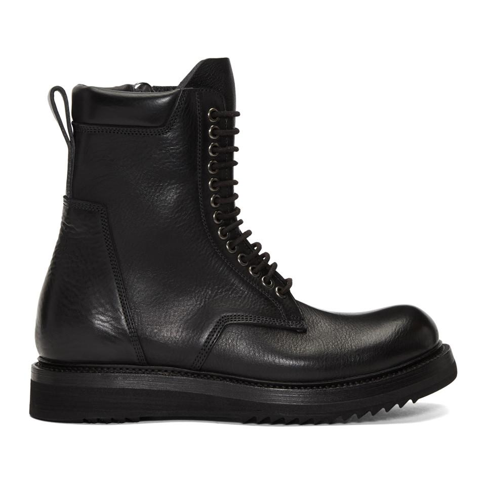 Rick OwensLow Army Classic Creeper Boots O7nwDIfOMm