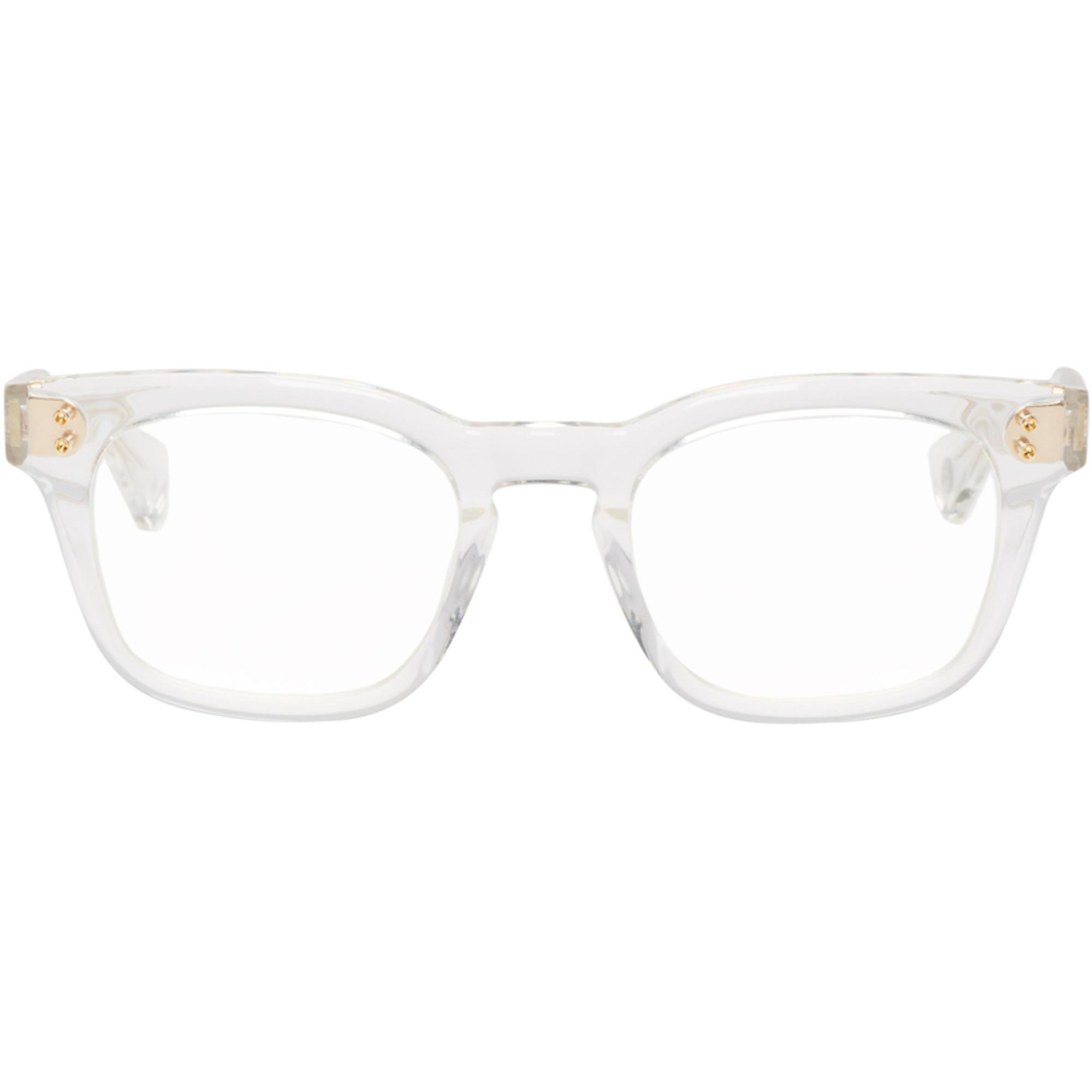 0e0f29b93c5 Lyst - DITA Transparent Mann Glasses for Men