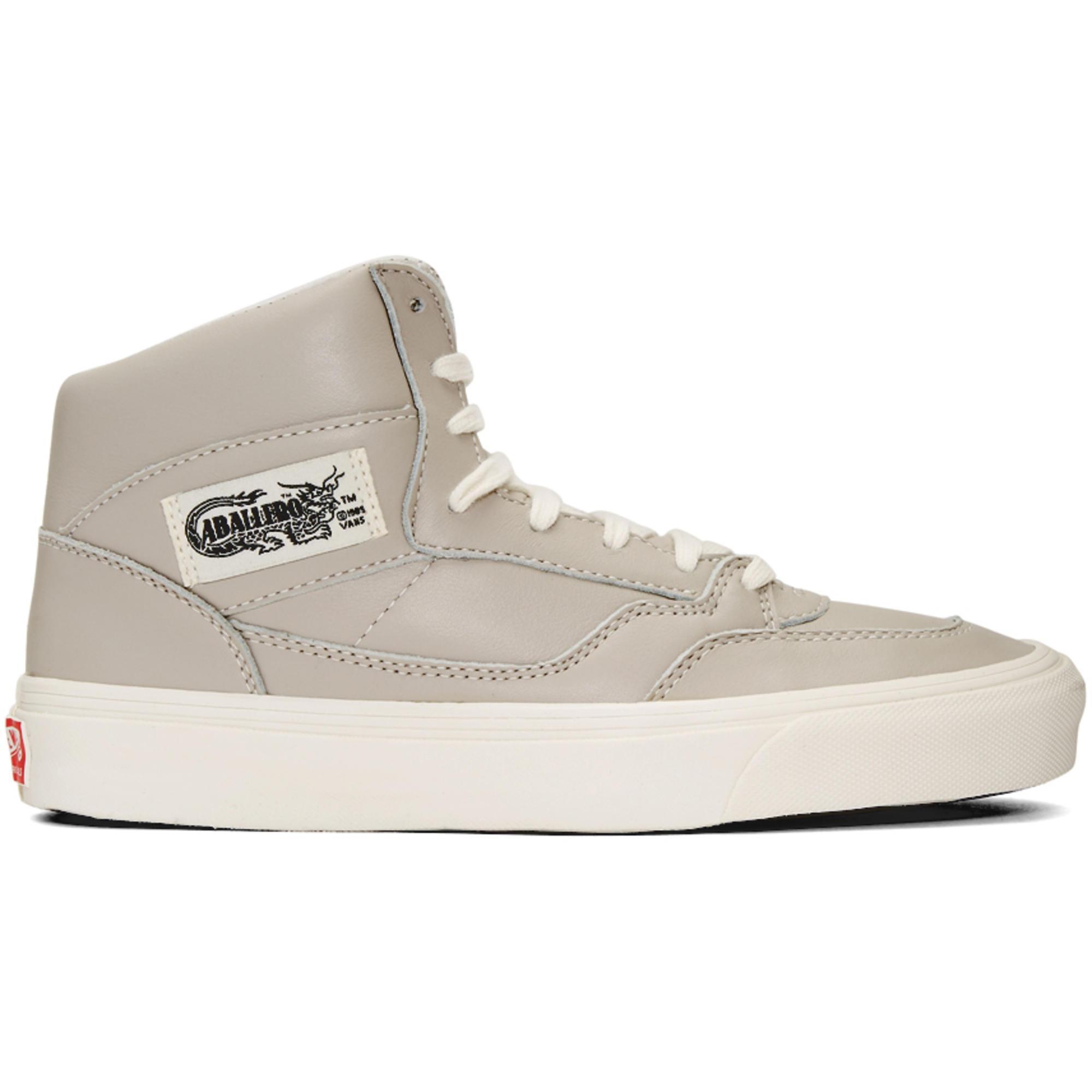 c2ca9763952dca Lyst - Vans Grey Steve Caballero Edition Og Full Cab Lx Sneakers in ...