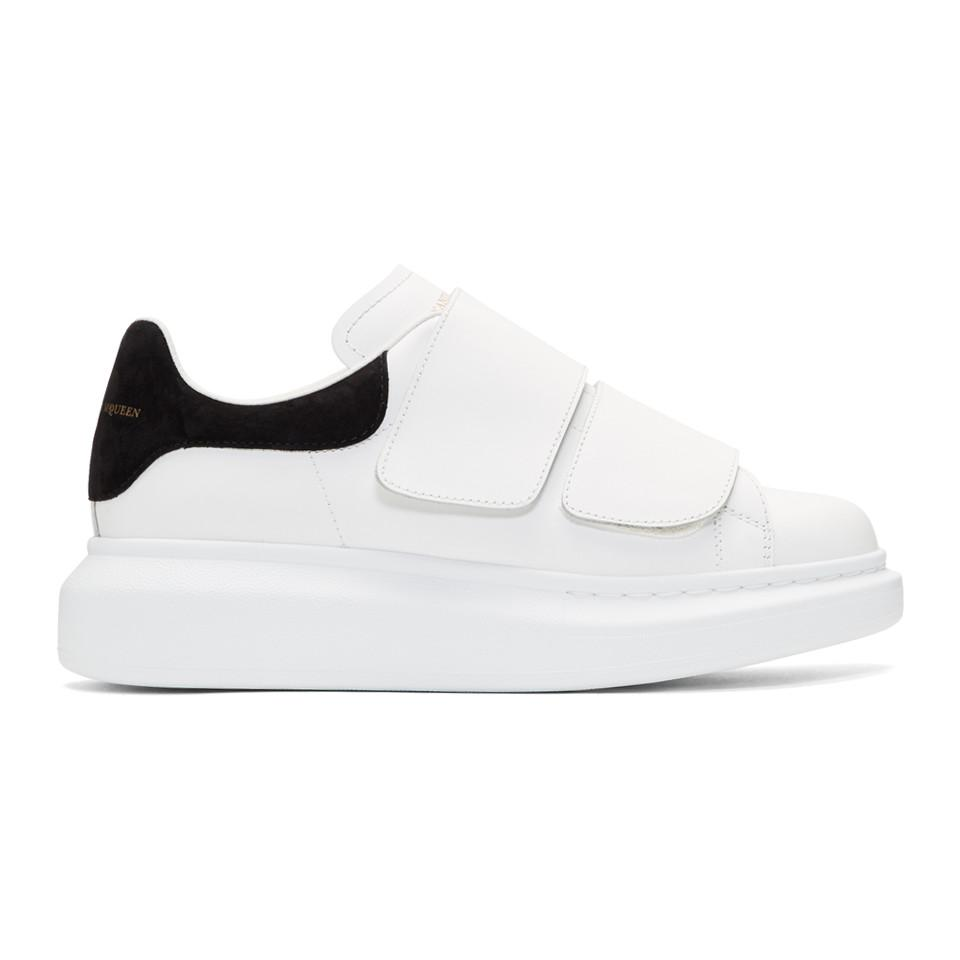 Alexander McQueen White Samba OG Sneakers free shipping pay with visa discount official sale wide range of buy cheap amazing price buy online authentic j0RrEPAkk