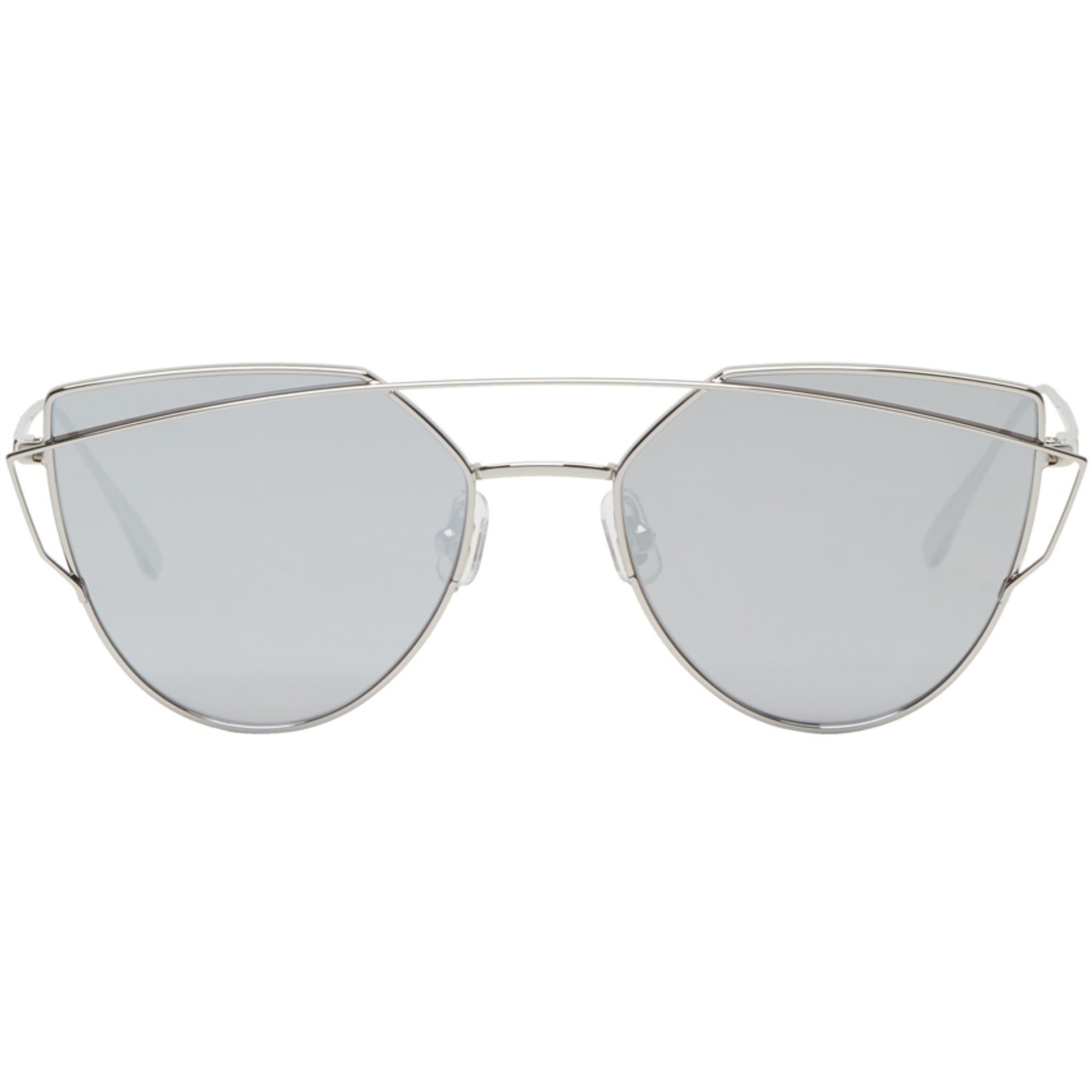 f57e949468c6 Lyst - Gentle Monster Silver Love Punch Sunglasses in Metallic