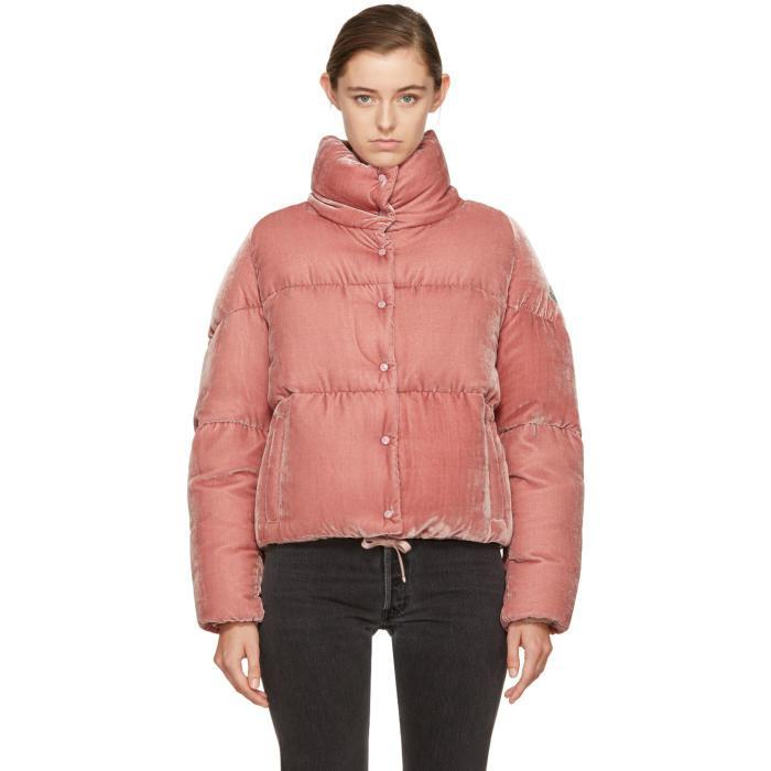 c7c2eb700 sweden moncler lans jacket black velvet f183b ac38f