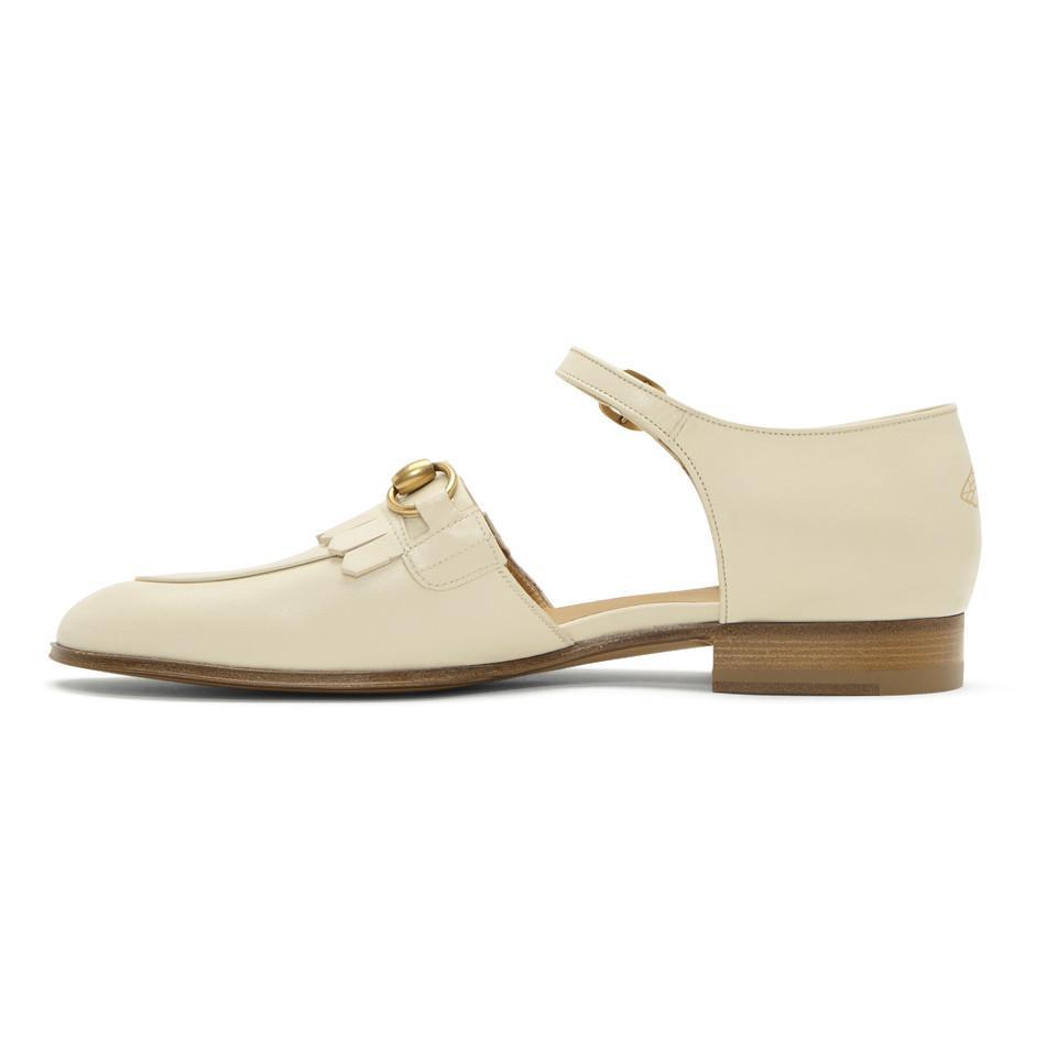 Ivory Harbor Dress Loafers Gucci rqQHQSH