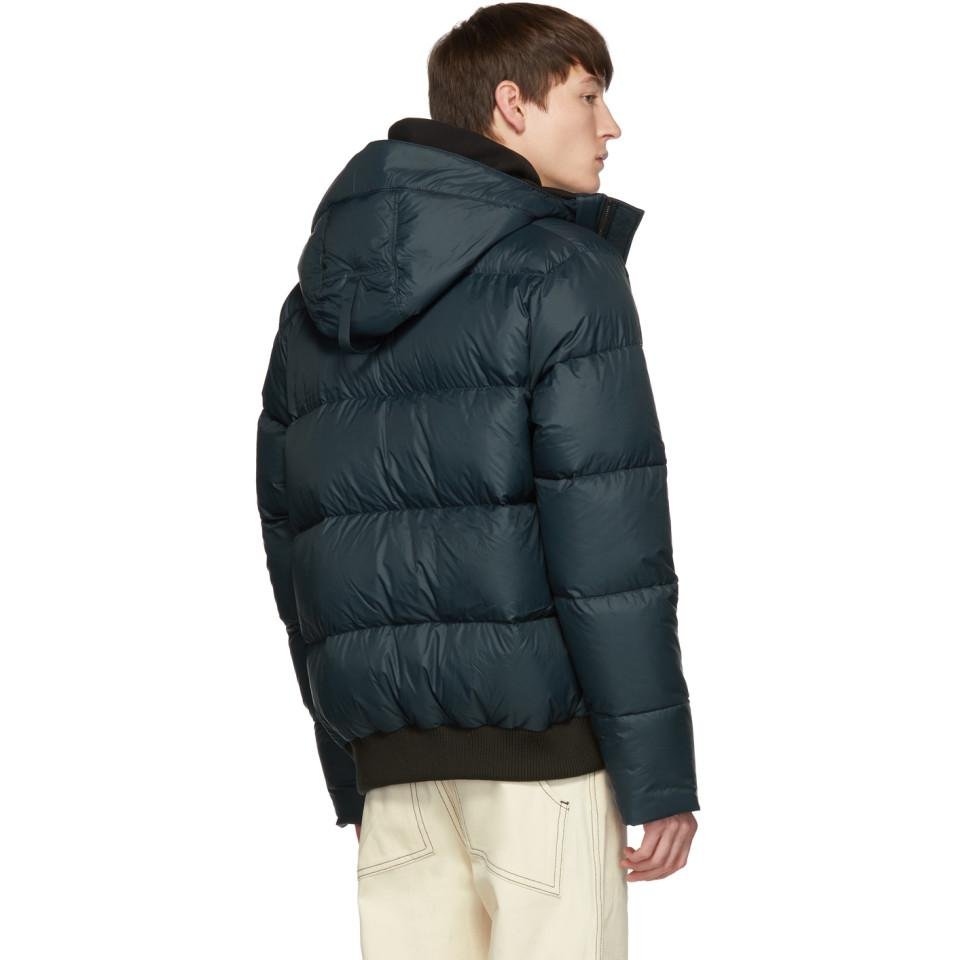 87a7848fe499 Canada Goose - Blue Black Label Ventoux Parka for Men - Lyst. View  fullscreen