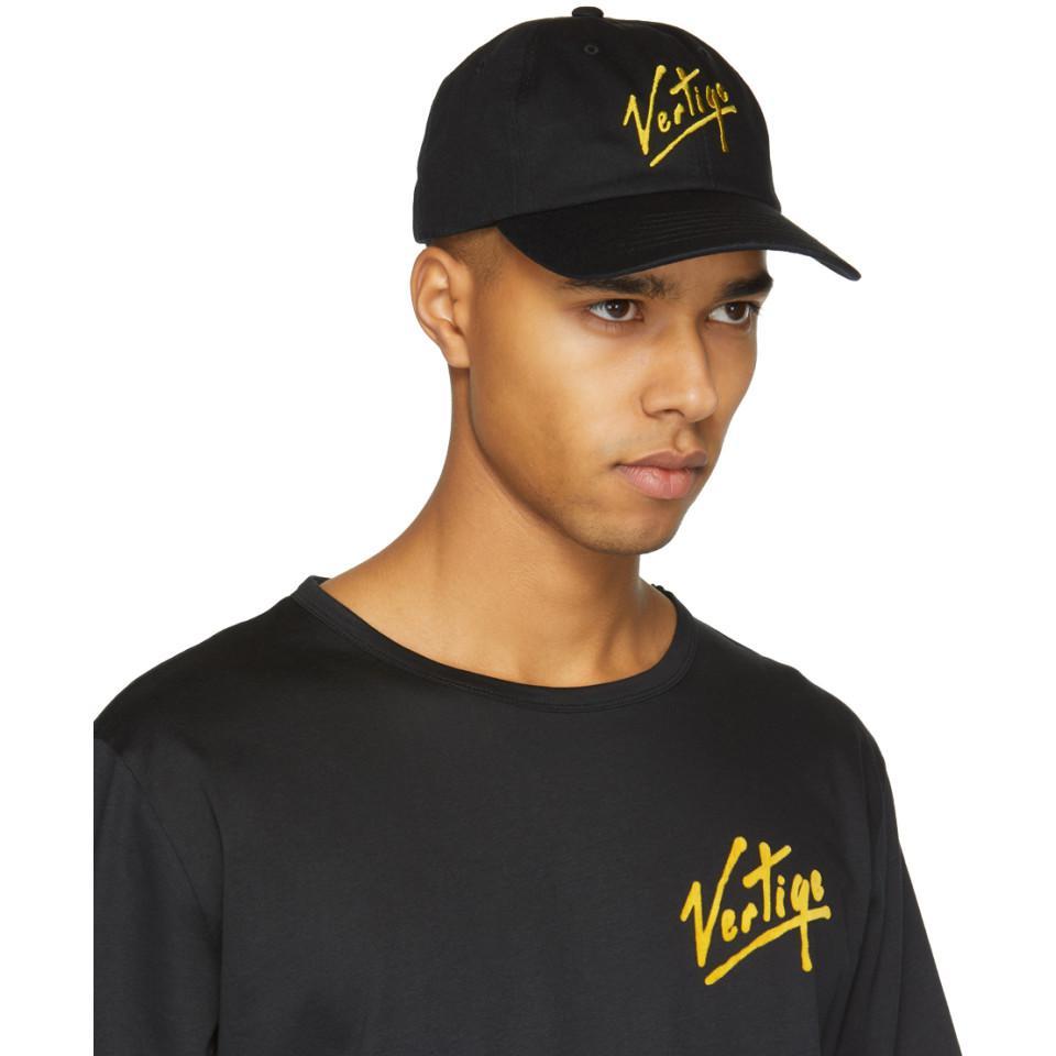 Orly Vertige cap - Black ZL8CPChJ