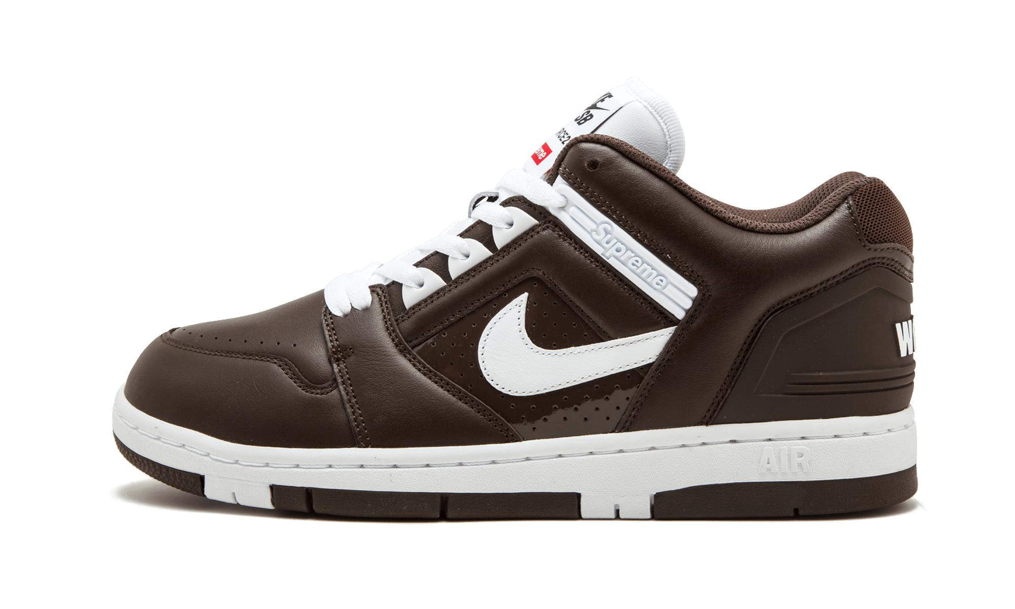 2acd392a5809 Lyst - Nike Sb Af2 Low in Brown for Men