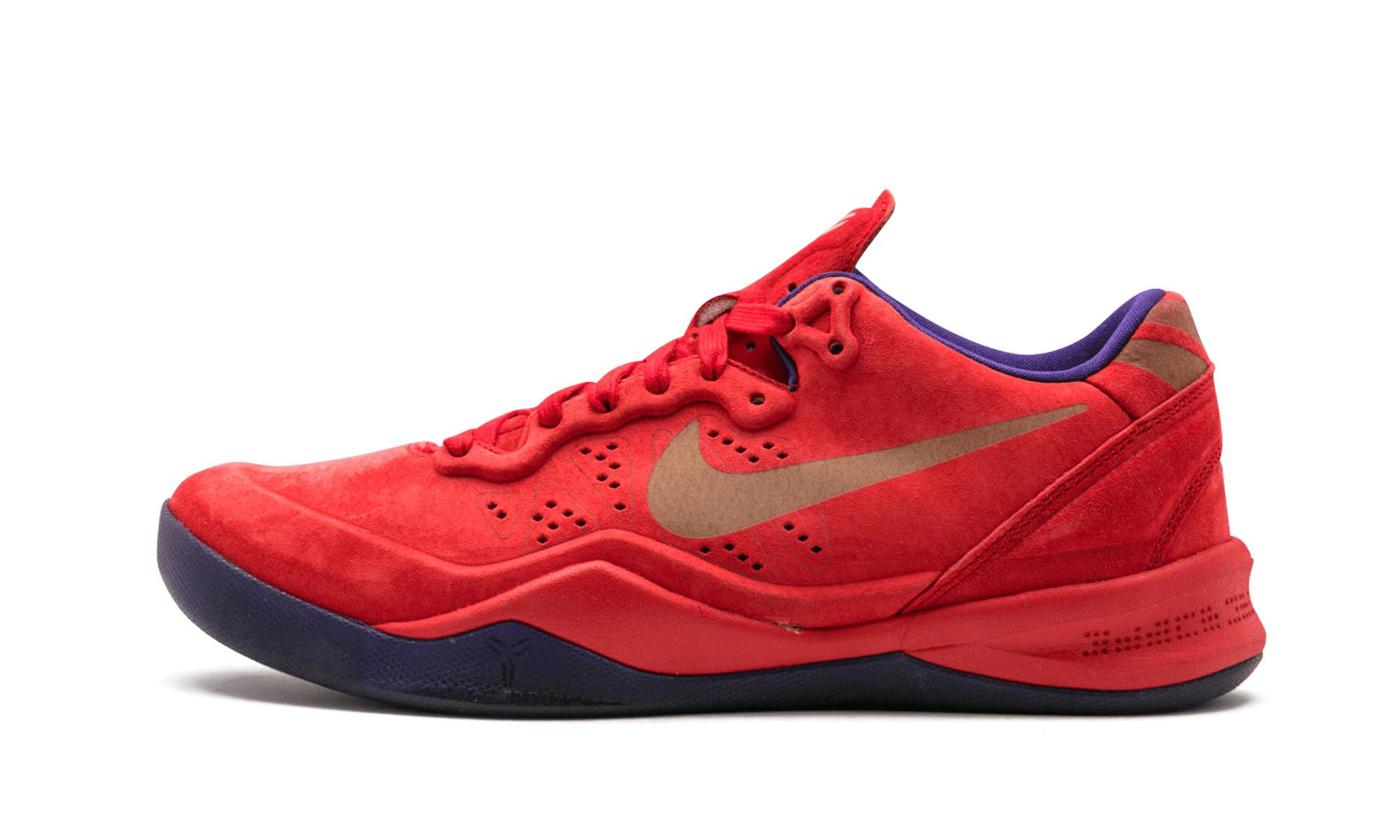 8c400829a33 Nike Zoom Kobe 8 Ext in Red for Men - Lyst