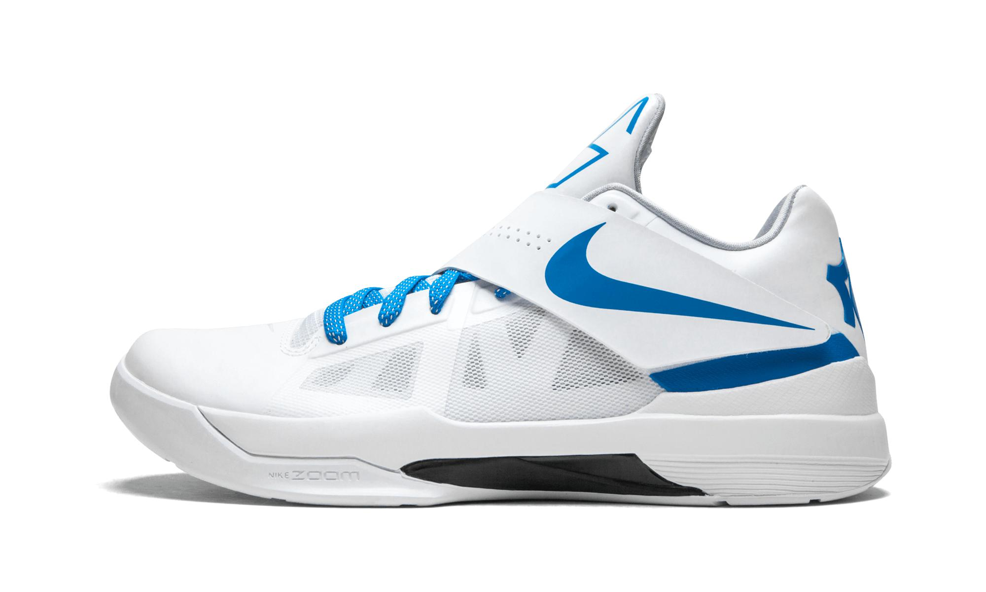 new product 593f6 267eb Nike - White Zoom Kd Iv Ct16 Qs for Men - Lyst