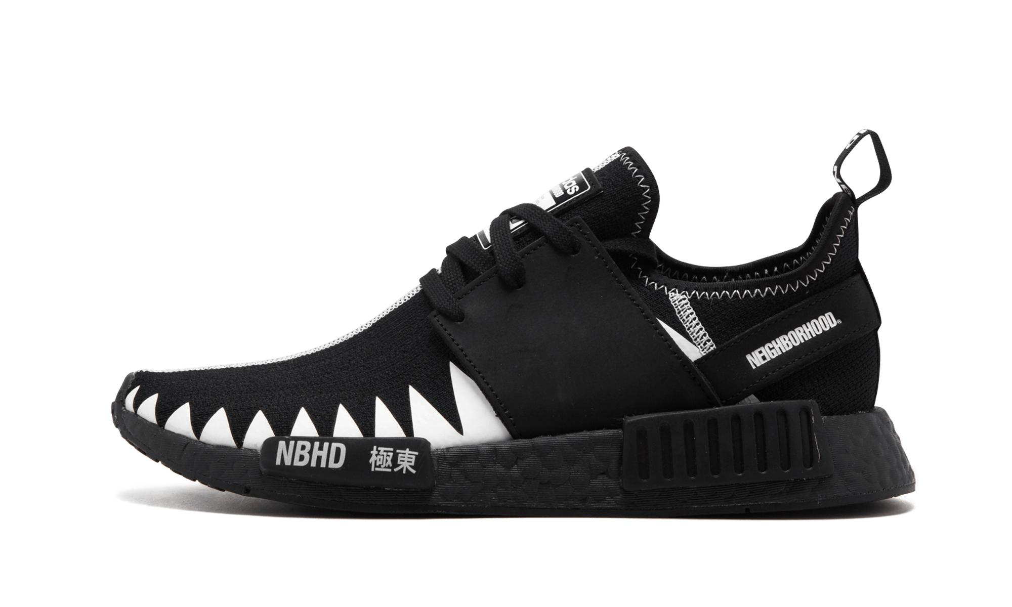 low priced 69264 5aa0b adidas Nmd_r1_pk_nbhd in Black for Men - Save 18% - Lyst