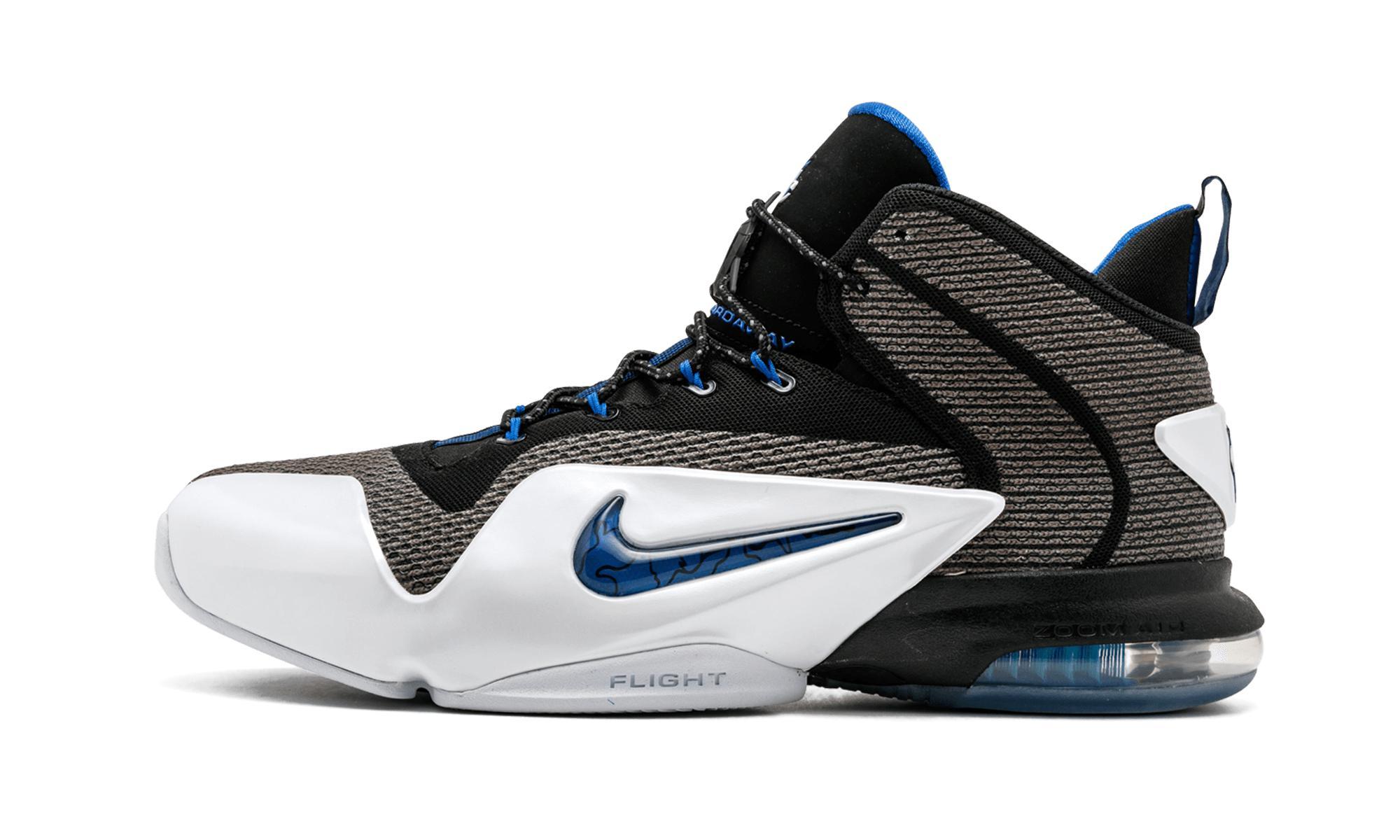 e0b01229c814 Nike Air Penny 6 in Black for Men - Lyst