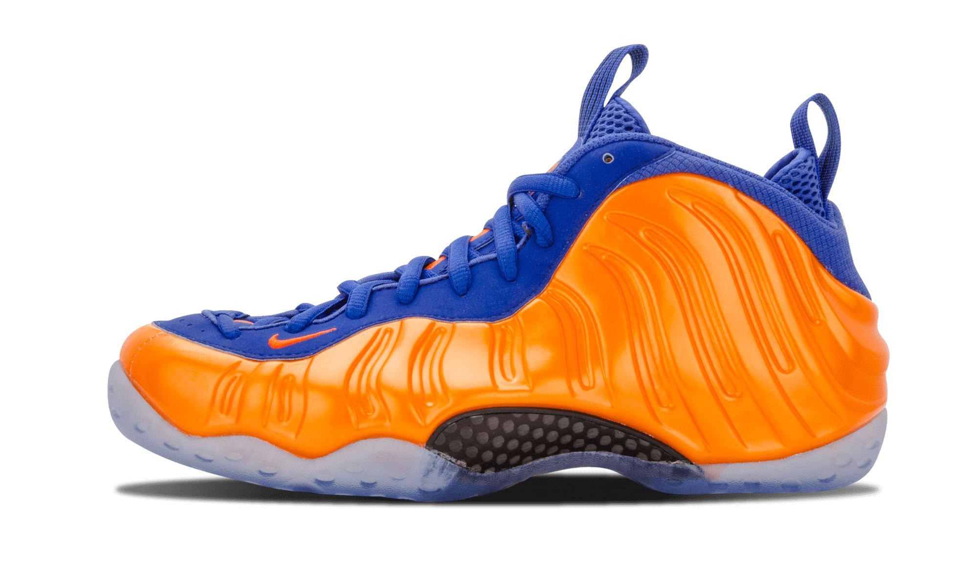 pretty nice 2378a 389a6 Nike. Men s Blue Air Foamposite One