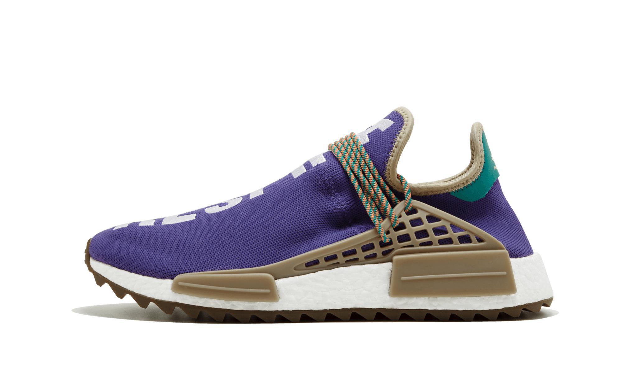 2fce1116c816d2 Lyst - adidas Pharrell Williams Human Race Nmd Tr in Purple for Men