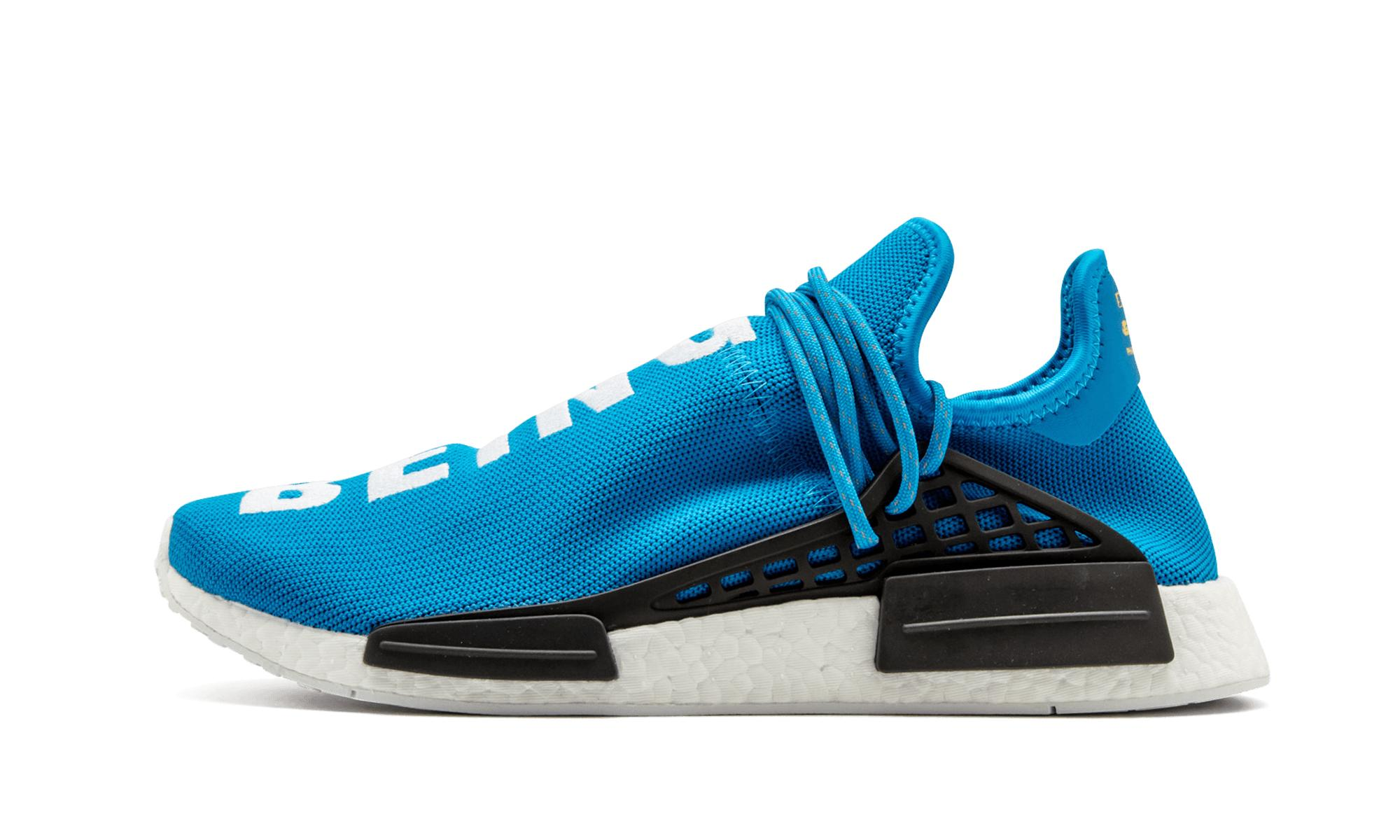 6c5c3b02cfa4f adidas Pw Human Race Nmd Blue core Blue in Blue for Men - Lyst
